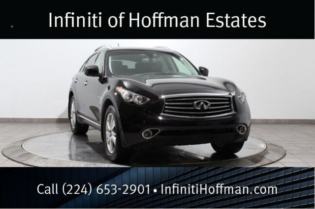 Certified Used Infiniti QX70 Deluxe Touring and Premium Packages