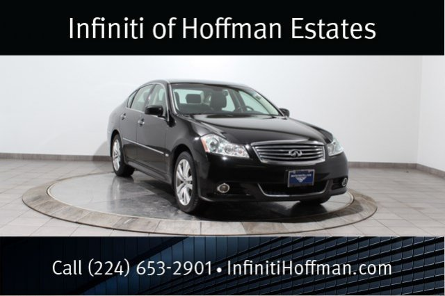 Used Infiniti M35 with Technology Packages
