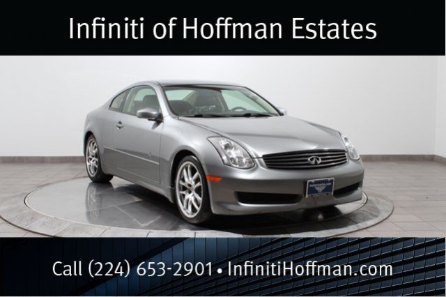 Used Infiniti G35 Coupe
