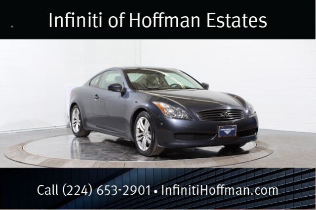 Used Infiniti G37 Coupe Journey