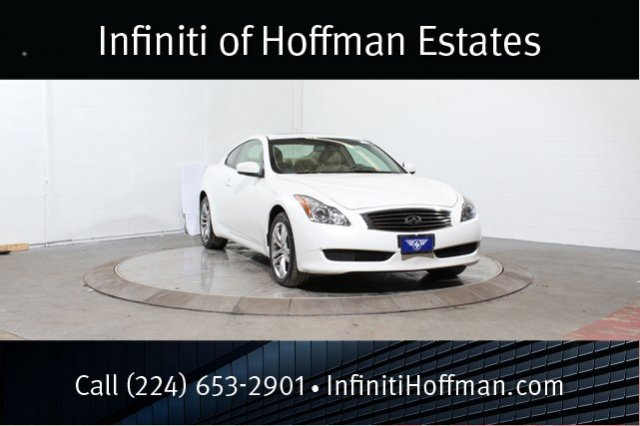 Used Infiniti G37 Coupe AWD, Navigation