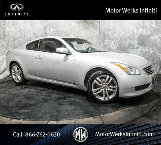 Used Infiniti G37 Coupe AWD NAV